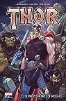 Thor, tome 2 : Les dernières heures de Midgard par Ribic