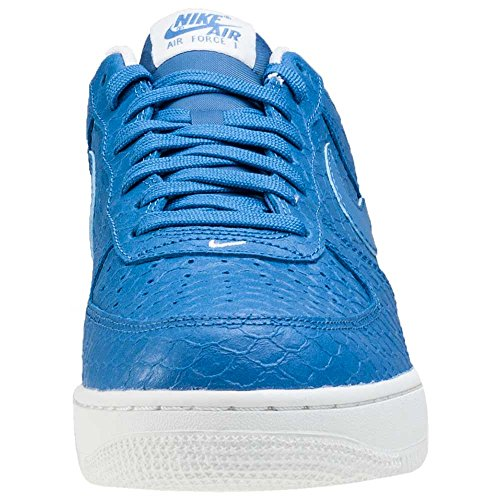 Nike Air Force 1 '07 Lv8 Herren Sneakers Azul (star blue/star blue-summit white)
