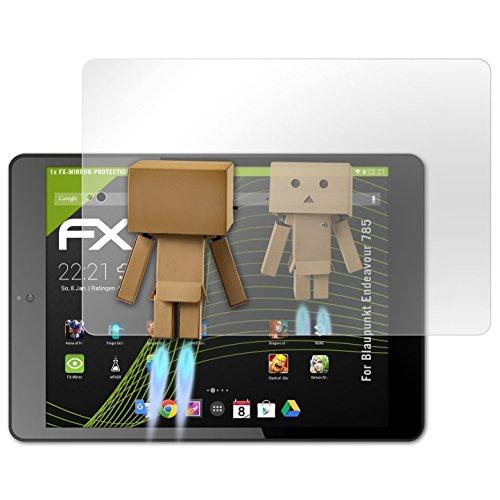 atFolix Bildschirmfolie kompatibel mit Blaupunkt Endeavour 785 Spiegelfolie, Spiegeleffekt FX Schutzfolie