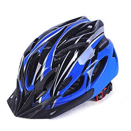 Ronshin - Casco de Ciclismo para Hombre y Mujer (Moldeado Integral)