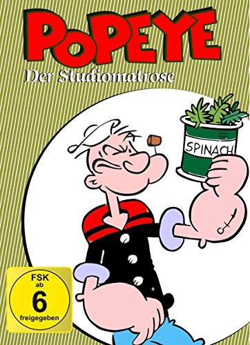 Popeye - Der Studiomatrose/DVD