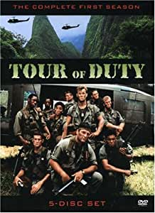 Tour of Duty: First Season [Import USA Zone 1]