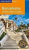 POLYGLOTT on tour Reiseführer Barcelona: Mit großer Faltkarte und 80 Stickern