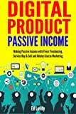 Digital Product Passive Income: Making Passive Income with Fiverr Freelancing, Service Buy & Sell and Udemy Course Marketing