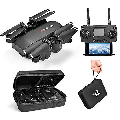 LOLOP Faltbare Drohne GPS Professional HD WiFi Luftaufnahme Luftdruck Fixed Remote Vier-Achsen-Flugzeuge