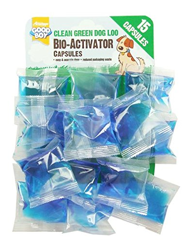 good-boy-clean-green-dog-loo-bio-activator-capsules-15-units-pet-accessories-dog-health-hygiene-by-g