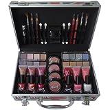 Gloss! Mallette de Maquillage London Fashion Cosmetics Coffret 65 Pièces