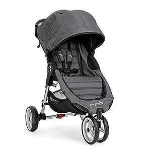 Baby Jogger 1962440 - City Mini 3Rad, colore nero antracite / denim