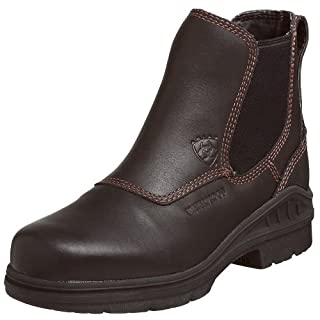 Ariat Barnyard Womens H20 Twin Gore - Dark Brown: Adults 5.5
