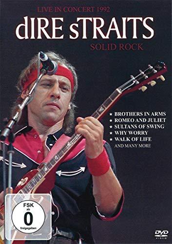 Dire Straits -Solid Rock - Live 1992