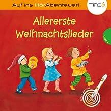 Allererste Weihnachtslieder (Ting) by Rike Janßen (2012-09-01)