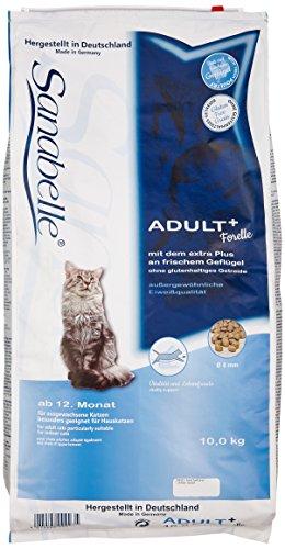Sanabelle Adult Forelle Katzenfutter, 1er Pack (1 x 10 kg)