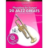 Jazz Greats–Playa Long For Trumpet–Tromba Noten [Note musicali]