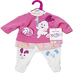 My Little Baby Born Clothing To Fit 32 Cms Doll (Pink)