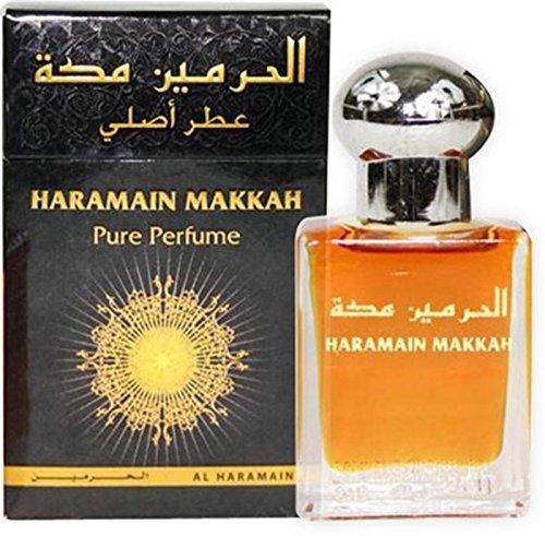 La Mecque (par al haramain Parfum Base 15ml Huile–Makka Attar