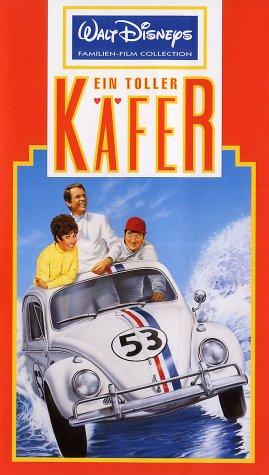 Ein toller Käfer [VHS]