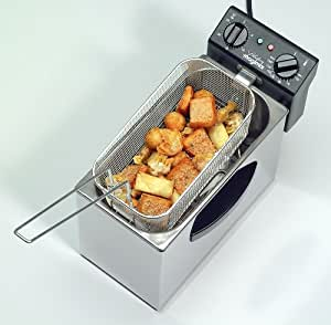 Magimix Professional Stainless Steel Fryer 4.5Ltr
