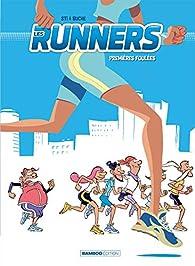 Les runners, tome 1 : Premières foulées par  Sti