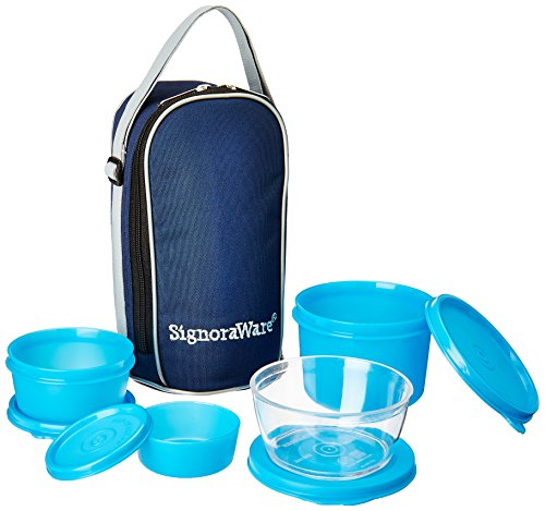 Signoraware Celebrity Lunch Box with Bag