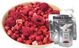 TALI Rote Beeren Mix 300 g - Gefriergetrocknete Früchte (Erdbeeren, Himbeeren, Johannisbeeren)