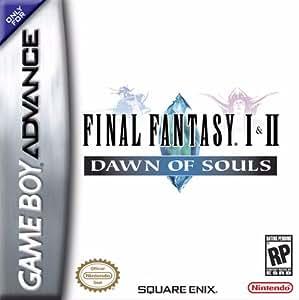 Final Fantasy I & II: Dawn of Souls (GBA)
