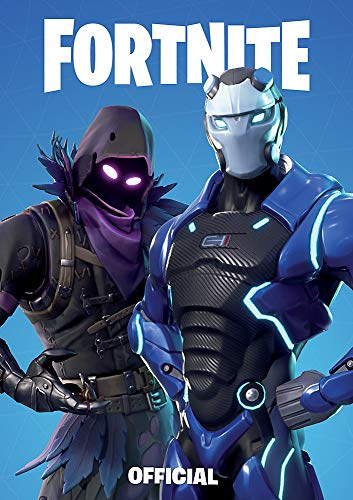 FORTNITE Official A5 Notebook: Fortnite gift; 210 x 165mm; ideal for battle strategy notes and fun with friends; 80 pages (Official Fortnite Books)