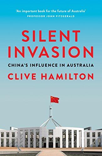 Silent Invasion Von [Hamilton, Clive]