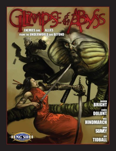 Glimpse of the Abyss (Feng Shui) by Darrin Bright (2007-11-14)