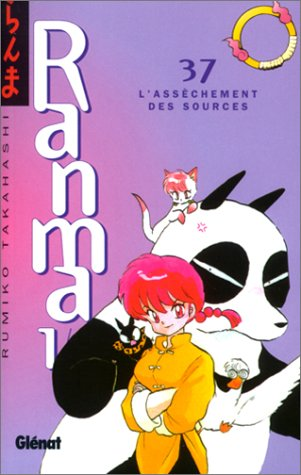 Ranma 1/2 Vol.37 par TAKAHASHI Rumiko