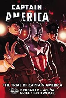 Captain America: The Trial of Captain America (0785151206) | Amazon price tracker / tracking, Amazon price history charts, Amazon price watches, Amazon price drop alerts