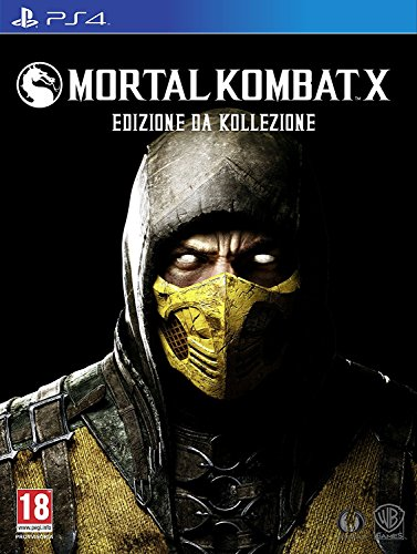 Mortal Kombat X - Collector's Limited Edition Ps4