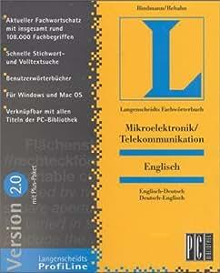 Langenscheidt - Fachwörterbuch Mikroelektronik