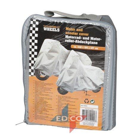 Nerd Clear® Motorrad Garage
