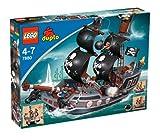 Lego Duplo 7880 - Piraten   großes Piratenschiff