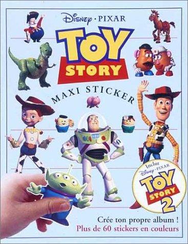 Toy Story 2 : maxi sticker