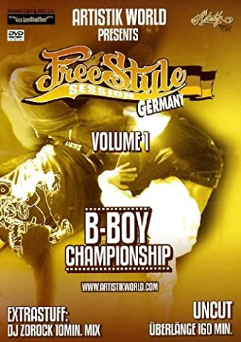 Freestyle Session Germany - B-Boy Championship, Vol.
