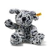 Steiff 083648 Soft Cuddly Friends Taffy Hund 30 cm Plüsch grau meliert