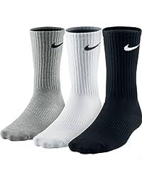 Nike 3PPK Lightweight Crew,Unisex Adult Socks, Pack of 3