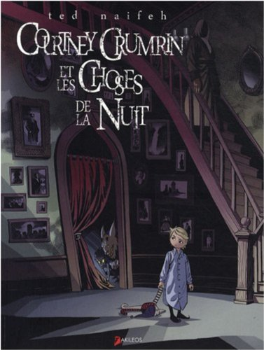 Courtney Crumrin - tome 1 Et les choses de la nuit (1)