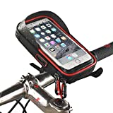 Mehios Bike Bicycle Phone Bag Rainproof TPU Touch Screen Cell Phone Holder Bicycle...