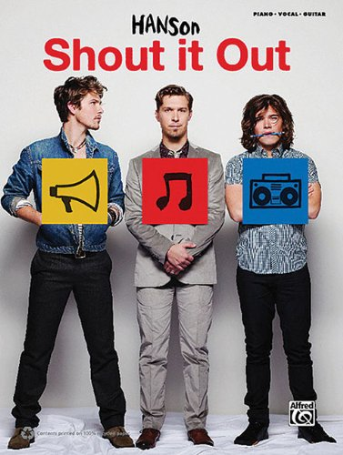 hanson-shout-it-out-pvg-book