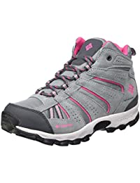Columbia Youth North Plains Mid Waterproof, Botines Chica