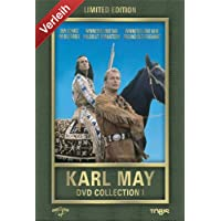 Karl May Box I - Winnetou: Der Mythos lebt!