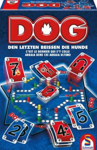 Brettspiel *Dog*