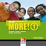 MORE! 1 DVD-ROM mit Schularbeiten-Training: Einzelplatzversion Bild
