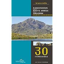 Randonnées Dans la Haute Ariege et en Andorre