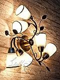 Dekorative Deckenleuchte im Jugendstil 1/1/822 Deckenlampe