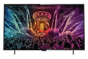 TV PHILIPS 49PUH6101 -LED Ultra HD 4K - avec cadre ultra slim
