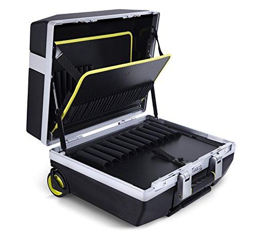 raaco Werkzeugkoffer ToolCase Premium XLT-79, schwarz, XL, 139557