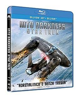 Star Trek Into Darkness 3D E 2D (Blu-Ray) [Italia] [Blu-ray] (B00DRILFTC)   Amazon price tracker / tracking, Amazon price history charts, Amazon price watches, Amazon price drop alerts